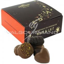 Assortiment de chocolats Révillon - ballotin NOEL de 180g en stock