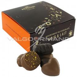 Assortiment de chocolats Révillon - ballotin NOEL de 310g en stock