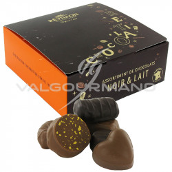 Assortiment de chocolats Révillon - ballotin NOEL de 310g