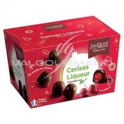PRECOMMANDE - Chocolats et cerises liqueur - ballotin de 250g