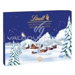 Chocolats Lindt Village Suisse - boîte de 180g en stock