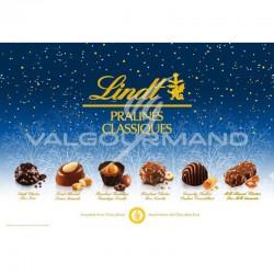 Boîte pralinés classiques Lindt - 405 g en stock