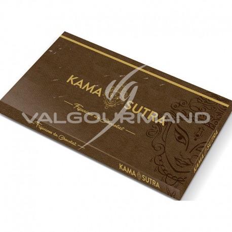 Kama Sutra en chocolat - boîte de 180g