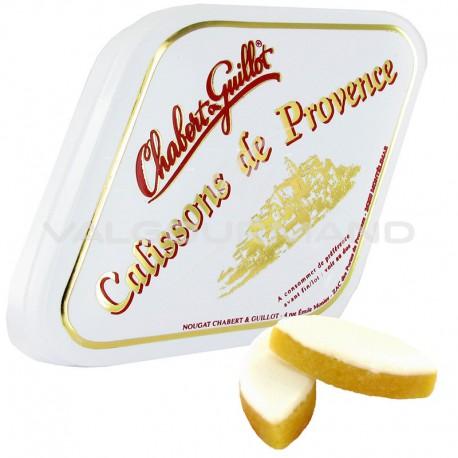 Calissons Chabert et Guillot - boîte de 150g