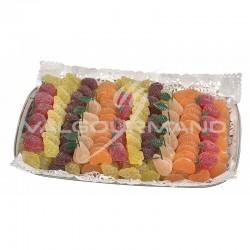 Plateau familial Pâtes de fruits - 3kg