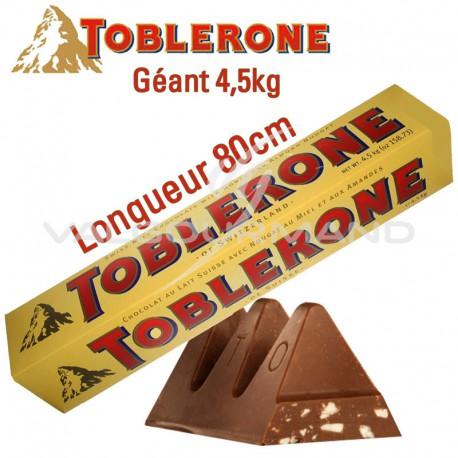 Toblerone géant - 4.5kg
