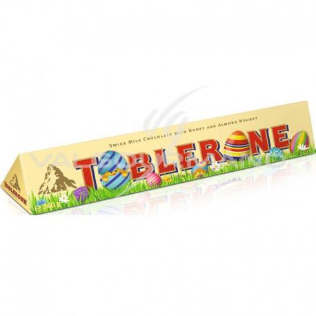 ~Toblerone au chocolat au lait - barre de 360g - série Pâques