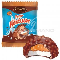 Hérissons chocolat guimauve et caramel Cémoi - 230 pièces