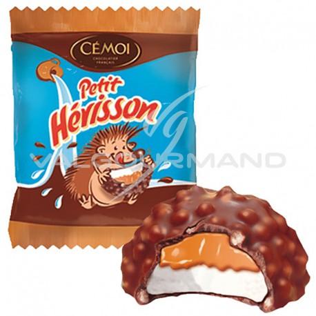Hérissons guimauve, chocolat et caramel - 230 pièces
