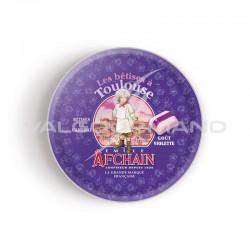 Bêtises de Cambrai Toulouse Violette 55g - les 10 boîtes