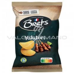 Chips Brets yakitori 125g - 10 paquets