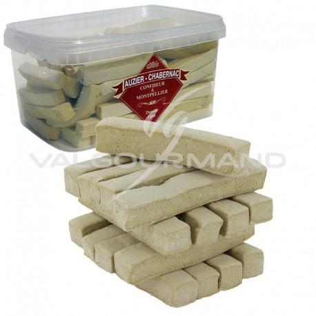 Pâtes grises vanillées Auzier - tubo de 100 lanières