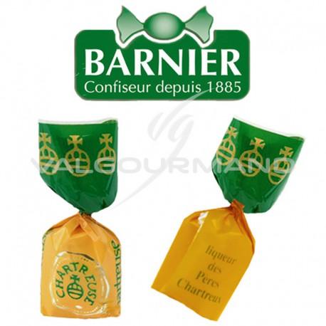 Bonbons fourrés liqueur de Chartreuse BARNIER - 1kg