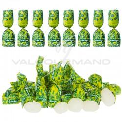 Bonbons fourrés à la liqueur de Génépi BARNIER - 1kg