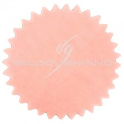 Tulles dentelés Cristal PECHE - 50 pièces