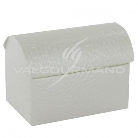 Coffres Luxe BLANC - 10 pièces