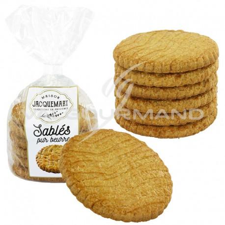 Sablés pâtissiers nature 300g - 12 paquets