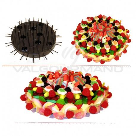 Supports de gâteaux GM - 10 pièces