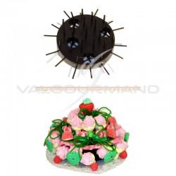 Supports de gâteaux MM - 20 pièces