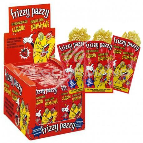 Frizzy pazzy fraise - boîte de 50 sachets