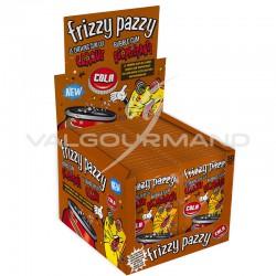 Frizzy pazzy cola - boîte de 50 sachets