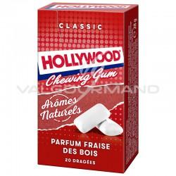 Hollywood dragées fraise des bois - 20 étuis
