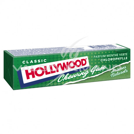 Hollywood tablettes chlorophylle - 20 paquets