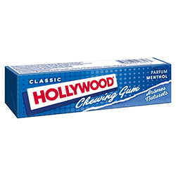 Hollywood tablettes menthol - 20 paquets