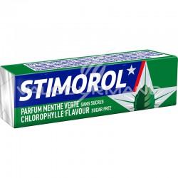 Stimorol chlorophylle SANS SUCRES 14g - 30 étuis