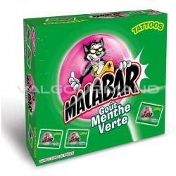 Malabar menthe verte - boîte de 200