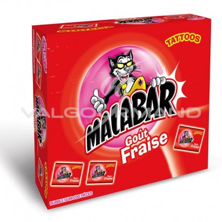 Malabar fraise - boîte de 200