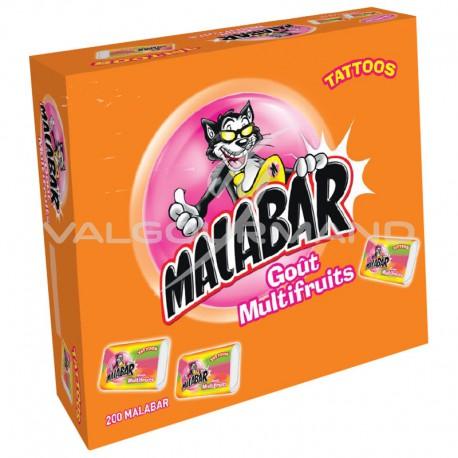 Malabar multifruits - boîte de 200