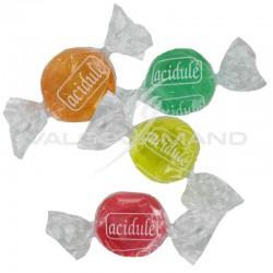 Bonbon acidulé assortis - 2kg en stock