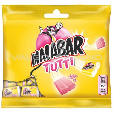 Malabar Tutti Frutti original 67g - 40 sachets