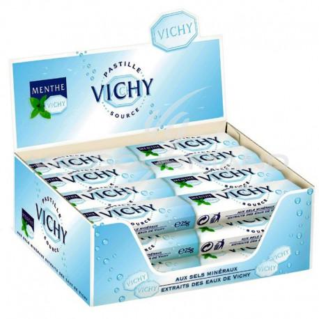 Pastilles de Vichy authentiques 25g - 24 étuis
