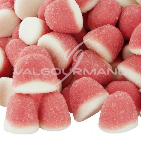 Cônes candies fraise - 1kg