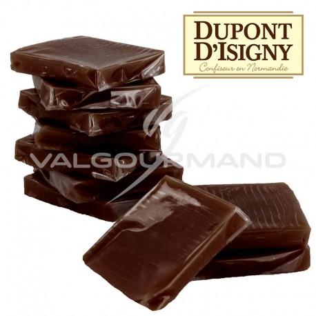 Caramels Palets tendres chocolat 13g - les 200