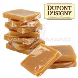 Caramels palets tendres noisettes 13g - les 200