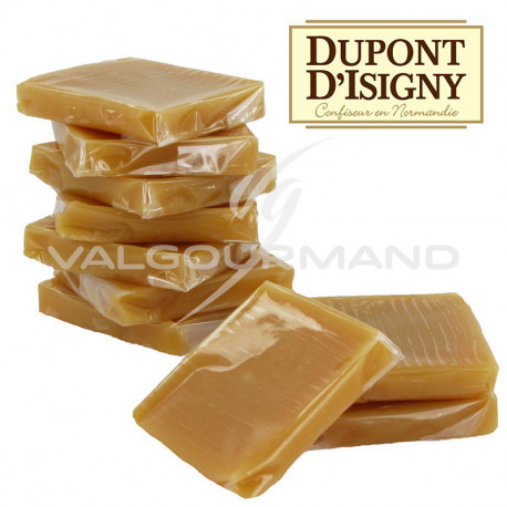 Caramels palets tendres vanille 13g - les 200