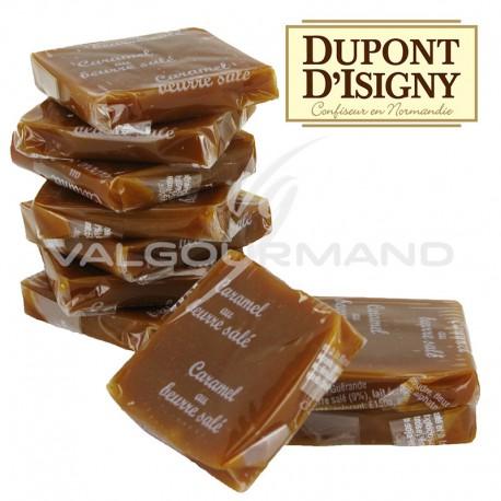 Caramels palets tendres au beurre salé 13g - les 200