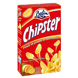 Chipster 75g - 12 boîtes