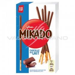 Mikado Lu lait GM 75g - 24 paquets