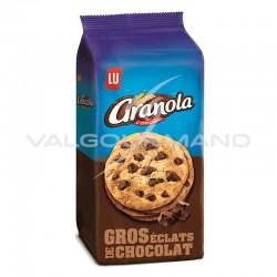 Cookies extra chocolat Granola 184g - 10 paquets