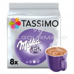 Tassimo Milka Snow big 240g (8 dosettes) - les 5 paquets