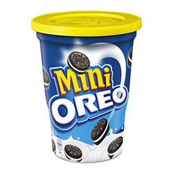 Oreo mini cup 115g - les 8 cups