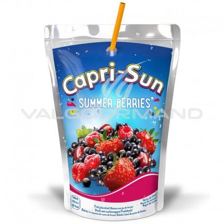 Capri-Sun Summer Berries 20cl - 10 poches