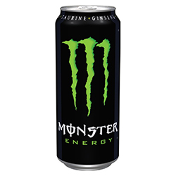 Monster Energy 50cl - 12 canettes