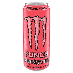 Monster Pipeline punch 50cl - 12 canettes