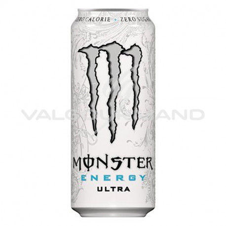 Monster Ultra zero 50cl - 12 canettes