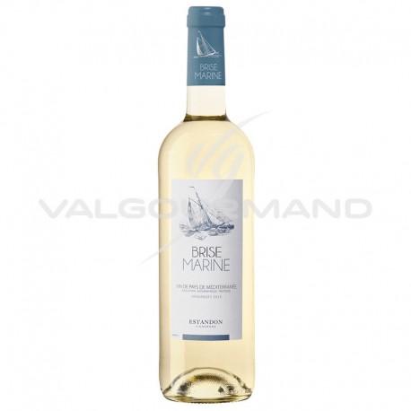 BRISE MARINE IGP Méditerannée Blanc - 75cl CARTON DE 6